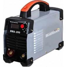 Ηλεκτροσυγκόλληση Inverter 200A BORMANN BIW2000 (015161) Ηλεκτροσυγκολλήσεις Inverter Ηλεκτροδίου