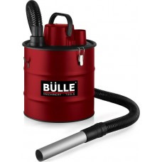 Σκούπα Ηλεκτρική Αναρρόφησης Στάχτης 1.000W Κόκκινο Χρώμα BULLE 605264 Σκούπες Συλλογής Στάχτης