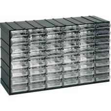 Κουτί αποθήκευσης (Συρταροθήκη) με 48 διάφανα συρτάρια ARTPLAST 601 (610103) Αποθήκευση - Τακτοποίηση