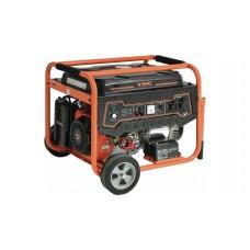 Ηλεκτρογεννήτρια βενζίνης 5.000W KRAFT LT 6500E (63732) Γεννήτριες Βενζίνης