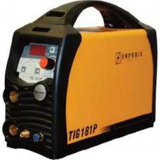 Ηλεκτροσυγκόλληση Inverter TIG & MMA 200A IMPERIA TIG 201P (65648) Ηλεκτροσυγκολλήσεις TIG