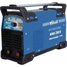 Hλεκτροσυγκόλληση Inverter 200A - 230V BULLE Professional MMA 215K (657002) Ηλεκτροσυγκολλήσεις Inverter Ηλεκτροδίου