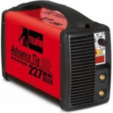 Ηλεκτροσυγκόλληση Inverter 200A TELWIN ADVANCE 227 TIG MV/PFC DC-LIFT VRD 816010  Ηλεκτροσυγκολλήσεις Inverter Ηλεκτροδίου Ηλεκτροσυγκολλήσεις TIG