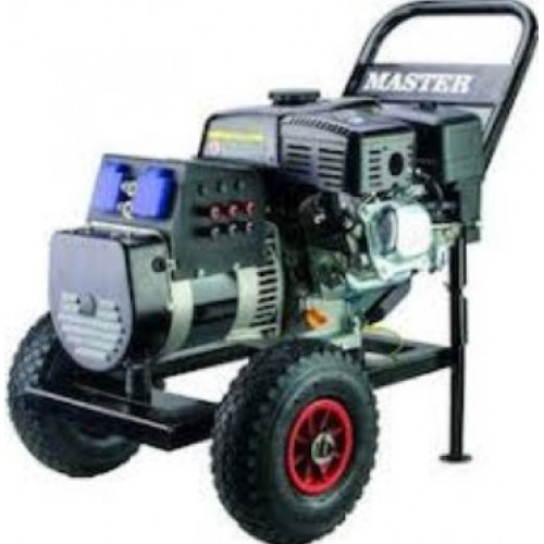Γεννήτρια-Δυναμό Ελαιοραβδιστικού 60A Με Κινητήρα Honda (Με 3 Εξόδους) MASTER HG1500-12V  Γεννήτριες - Ανορθωτές Ελαιοραβδιστικών