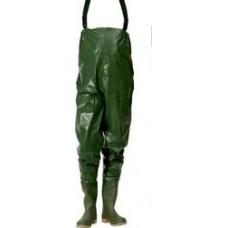 Γαλότσα Ολόσωμη πράσινη ECO PRO Αδιάβροχα - Γαλότσες