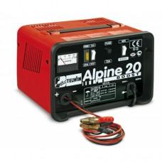 Φορτιστής μπαταρίας Alpine 20 boost TELWIN Φορτιστές