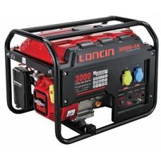 Ηλεκτρογεννήτρια βενζίνης LONCIN LC3000-A (5,5HP) ΓΕΝΝΗΤΡΙΕΣ ΒΕΝΖΙΝΗΣ