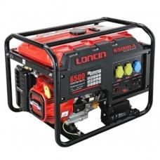 Ηλεκτρογεννήτρια βενζίνης LONCIN LC6500-A (11HP) ΓΕΝΝΗΤΡΙΕΣ ΒΕΝΖΙΝΗΣ