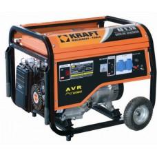 Ηλεκτρογεννήτρια βενζίνης KRAFT KG 5.5 W (4.000W) ΓΕΝΝΗΤΡΙΕΣ ΒΕΝΖΙΝΗΣ