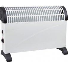 Θερμοπομπός (Convector) Λευκός 2.000W με θερμοστάτη BORMANN Home BEH2000 (023074) Θερμοπομπός / Convector