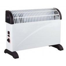 Θερμοπομπός (Convector) Λευκός 2.000W με ανεμιστήρα & θερμοστάτη BORMANN Home BEH3000 (023081) Θερμοπομπός / Convector