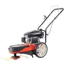 Θαμνοκοπτικό Βενζίνης 140.0cc - (τετράχρονος κινητήρας) 4.0Hp  Τροχήλατο NAKAYAMA PB8000 (018612)  Θαμνοκοπτικά-Χορτοκοπτικά Βενζίνης