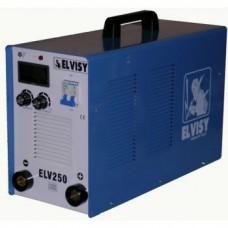 Ηλεκτροσυγκόλληση Τριφασική Inverter ELVISY 250 Ηλεκτροσυγκολλήσεις Inverter Ηλεκτροδίου
