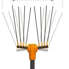 Ελαιοραβδιστικό 12V με μοτέρ 50V Brushless (χωρίς καρβουνάκια) JOLLY ITALIA V50 3D (160075) Ελαιοραβδιστικά